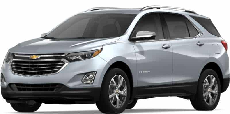 Chevy Equinox: How to Set The Seat Memory