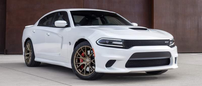 Dodge Charger: Start Car with Low or Dead Remote Battery