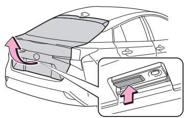 Prius Opening Trunk Diagram
