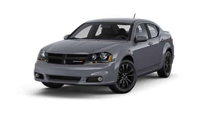 How to Reset Oil Change Required Light on the Dodge Avenger