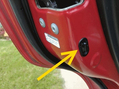 Toyota Corolla/Camry — Enable/Disable Child Safety Locks