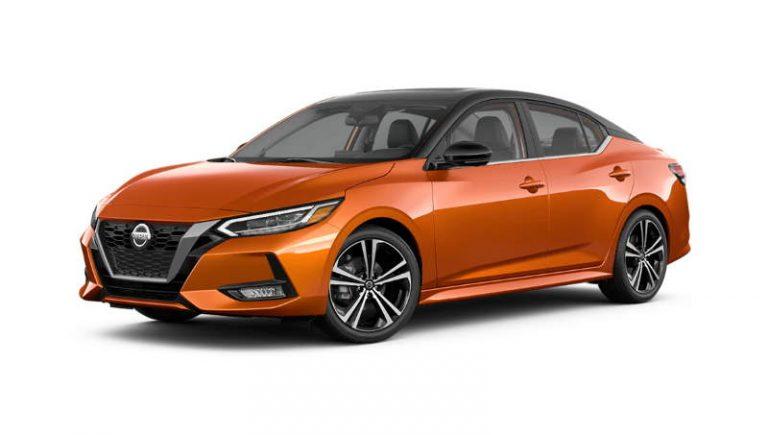 Nissan Sentra Header