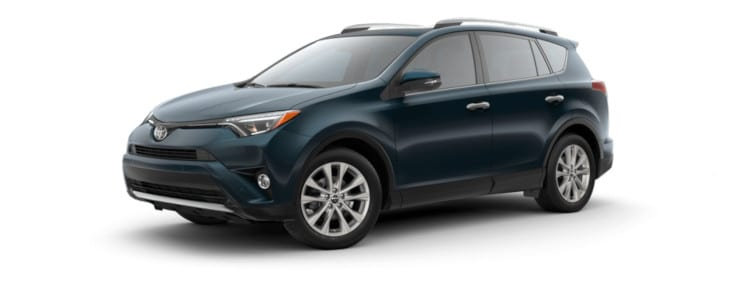 Toyota RAV4: How To Set Clock