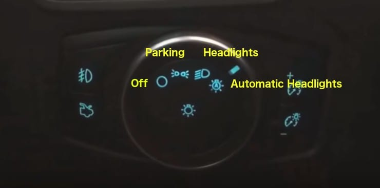 High Beams Not Working Ford Focus