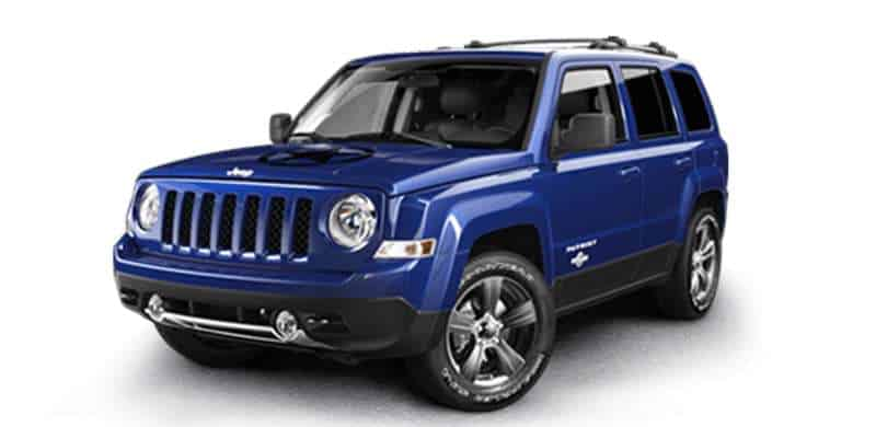Jeep Patriot: How to Reset TPMS