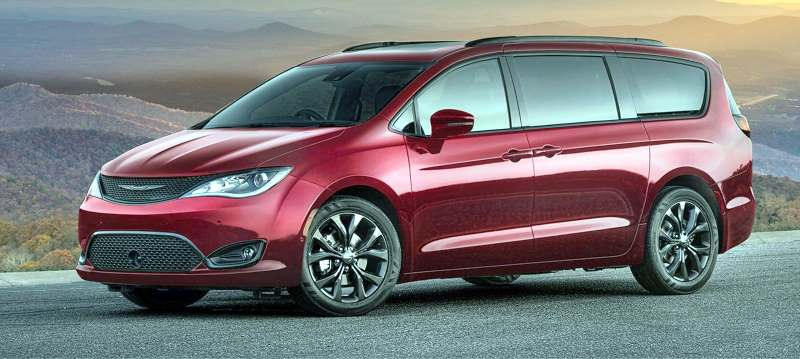 Chrysler Pacifica: How to Set The Clock