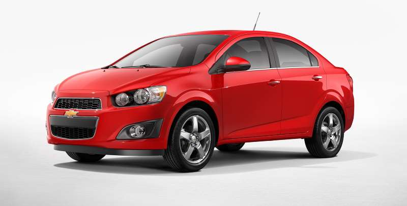 How to Open Fuel Door on the Chevy Sonic