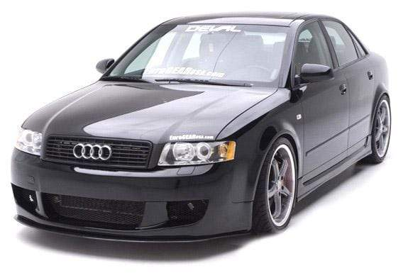 Audi A4 S4: Reset Oil Change Light