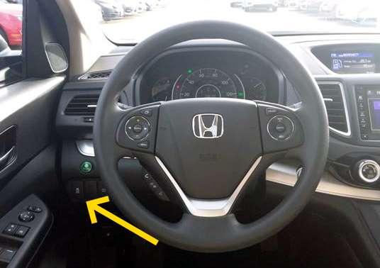 CRV VSA Button