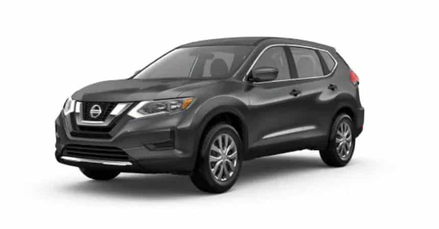 Nissan Rogue: Reset Oil Change Light