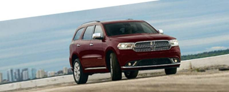 Dodge Durango: Reset Oil Change Light