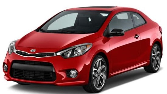 Kia Forte: How to Reset Tire Pressure System