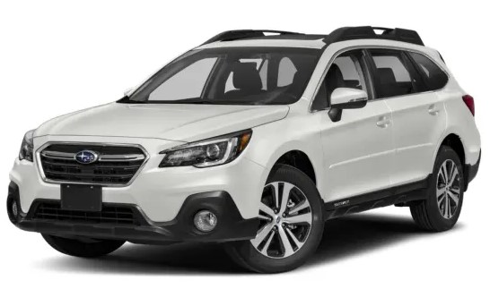 Subaru Outback: How To Open Trunk