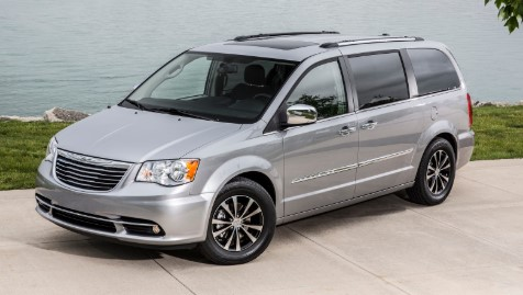 Chrysler Town & Country: Reset Oil Light