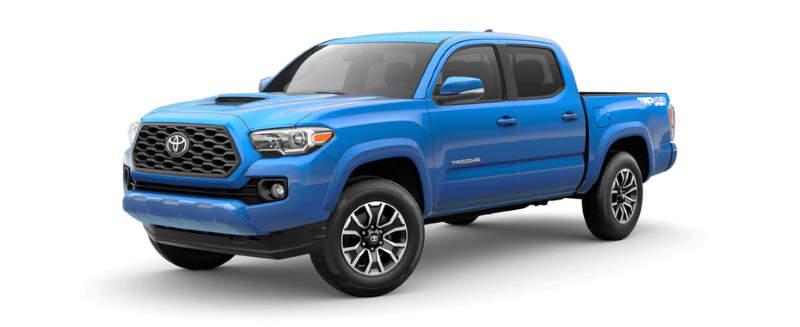 Toyota Tacoma: Reset Maintenance Light